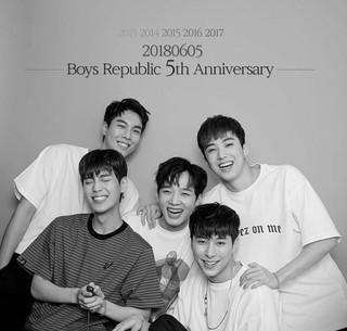 Boys Republic(少年共和国)、デビュー5年で無期限活動中断。30日に最後の公演。