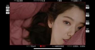 【g公式】女優パク・シネ、 「allerman2018fw」カット公開。