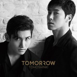 東方神起、日本ニューアルバム「TOMORROW」がオリコンのデイリーアルバムランキングで1位獲得。