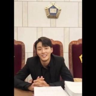 【G公式】俳優ユン・シユン、ドラマ「親愛なる判さまへ」放送終了の感想を伝える。
