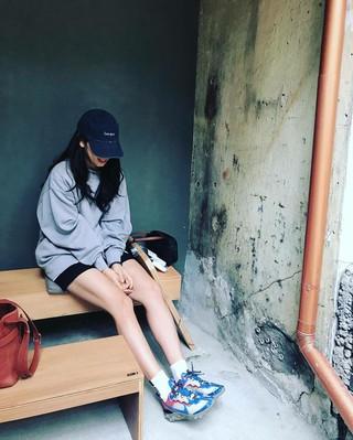 【g公式】女優パク・シネ、写真を公開。