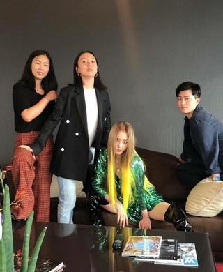 【g公式】女優ハン・イェスル、 写真公開。