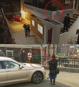 ドラマ「鬼」でユ・インナ の自宅は「シークレット・ガーデン」でハ・ジウォンの自宅。親友だったので、引き継ぎ? (2枚)