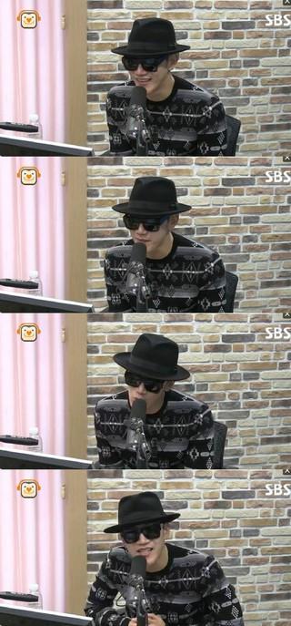 Jun.K(2PM)、SBSパワーFM「チェ・ファジョンのパワータイム」にゲスト出演。