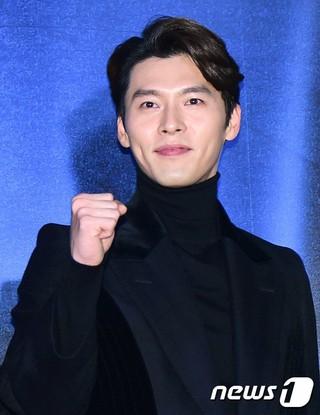 俳優ヒョンビン、映画「共助」VIP試写会に出席。@ソウル・永登浦(ヨンドゥンポ)CGV