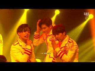 【動画】PENTAGON - 感が来る Can You Feel It @ 人気歌謡