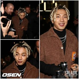 BIGBANG SOL(テヤン)、ミラノファッションショーに登場。海外メディアも報道。