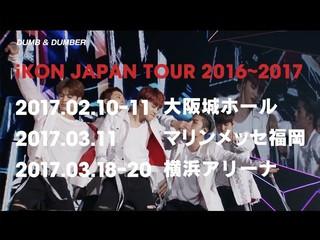 【動画】「iKON」、iKON - iKON JAPAN TOUR 2016 (Trailer)