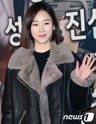女優ソ・ヒョンジン、ドラマ「浪漫ドクター キム・サブ」の打ち上げに参加。@ソウル・汝矣島(ヨイド)の飲食店