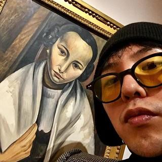 「BIGBANG」G-DRAGON、SNS更新~その1。 (3枚)