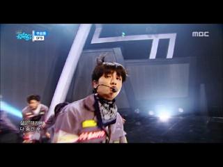 【動画】[公式] SF9 - ROAR, Show Music core 20170218