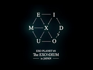 【動画】【公式】EXO、2017年3月8日(水)リリース、LIVE DVD&amp&#59;Blu-ray『EXO PLANET #3 – The EXO'rDIUM in JAPAN』のティザー映像が公開!
