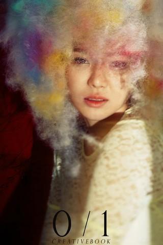 少女時代 ヒョヨン、画報公開。デジタルビューティー&amp&#59;ファッション専門マガジン「0/1 CREATIVEBOOK」。 (2枚)
