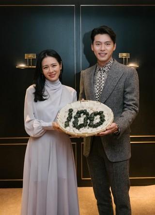 俳優ヒョンビン 女優ソン・イェジン主演映画「交渉」、公開7日で累積観客数が100万人を突破。