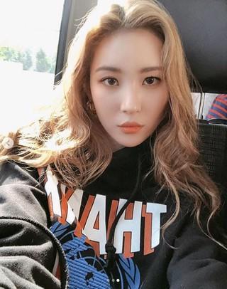 Wonder Girls 出身ソンミ、LAでの近況を公開。