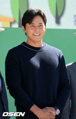 俳優チャン・ドンゴン、「第5回ハンドンデーイベント」に出席。