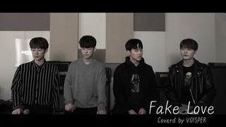 【w公式】 VOISPER、BTS(防弾少年団)_FAKE LOVE のカバーダンスを公開。