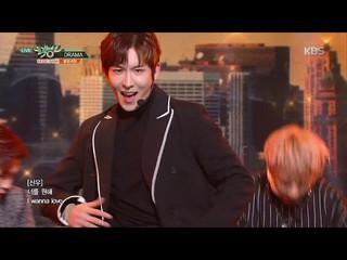 【公式kbk】 BLANC7 「DRAMA」.20181005 Music Bank