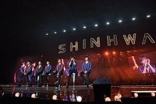 【G公式】SHINHWA ,. 神話20周年コンサートHEART TOUR IN SEOULが幕を閉じました。  。 二日間ソウルオリンピック公園体操競技場をいっぱいに