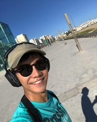 【G公式】俳優イ・スンギ、ハングルの日前夜記念にモロッコの写真を公開。