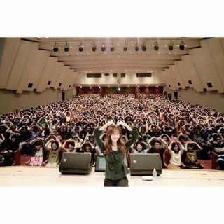 【g公式】女優チン・セヨン、素敵な時間を過ごすことが出来ました。皆さんありがとうございます❣️