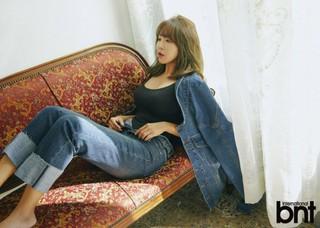 Brown Eyed Girls ナルシャ、画報公開。(追加分)