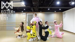 【動画】【w公式】 OH MY GIRL、「Remember Me」(Dance Practice Video)Pajama ver. 公開。