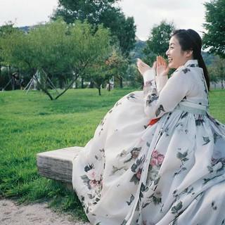 【g公式】女優カン・ソラ、韓服姿の写真を公開。