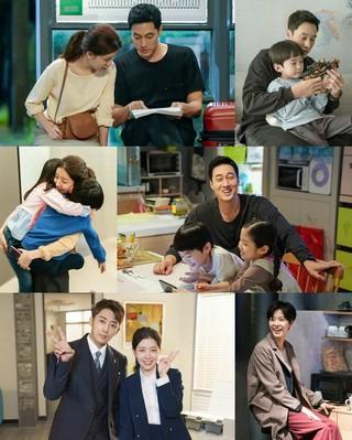 MBCドラマ「私の後ろにテリウス」、ソ・ジソブ チョン・インソン,ソン・ホジュン,イム・セミの愉快で和気あいあいとした撮影現場を公開。