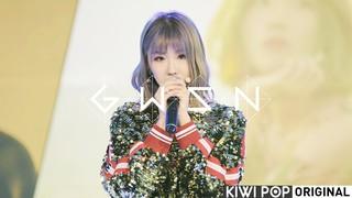 【動画】【w公式】 公園少女、[GWSN 0to1CAM] SeoRyoung Love、ing(熱愛中)LIVE Myeongdong Busking