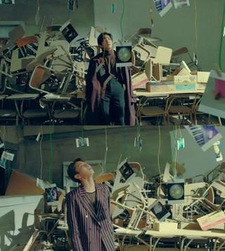 韓国の新人バンドThe Rose、SHINee 故ジョンヒョンさんのSNS画像を無断で使用し、公式謝罪。画像は、ジョンヒョンさんのSNS画像が登場するThe RoseのMVキャプチ