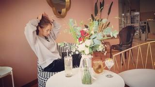 【g公式】KARA_出身ニコル、「(somewhat)Lazy Tuesday withTea」というコメントと共に写真を公開。
