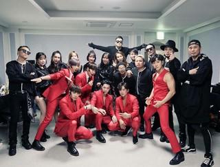 【G公式】SHINHWA、SNS更新。「いつもファイトあふれるSHINHWAメンバー。喜び、感動が一緒だったSHINHWA20周年コンサートHEART TOUR IN SEOULス