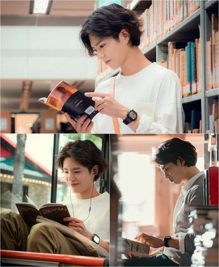 俳優パク・ボゴム、tvN新ドラマ「ボーイフレンド」スチールカット公開。