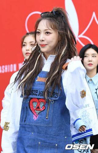 Brave Girls ユナ・ユジョン・ウンジ、2019 S/S HERA SEOUL FASHION WEEK「GRAPHISTE MAN.G」COLLECTIONに参加。18日