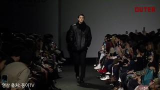 【動画】【w公式】 OUTERKOREAMANAGEMENT、[俳優イ・ギウ Xキム・ヨンデ] SONGZIOHOMME  FashionShow