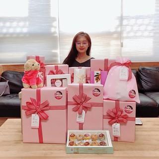 【g公式】女優キム・ジウォン、誕生日プレゼントに感謝。