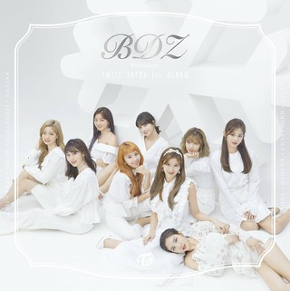 【jt公式】TWICE、12.26(水)にTWICE JAPAN 1st ALBUM「BDZ -Repackage-」を発売決定。