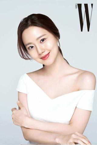 女優ムン・チェウォン、画報公開。W Korea。