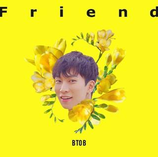 【G公式】BTOB_ソンジェ、「BTOBの『friend』が発売されました。たくさん聴いてください」というコメントと共に写真を公開。