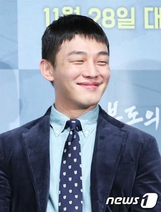 俳優ユ・アイン、映画「国家破産の日」の制作報告会に出席。24日午前、狎鴎亭(アックジョン)CGV。