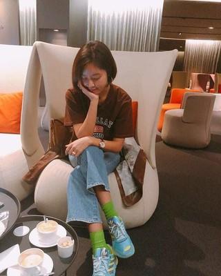 【g公式】女優ファン・ジョンウム、SNS更新。