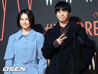 女優カン・ヘジョン& EPIK HIGH TABLO夫妻、「第13回W KOREA乳がん認識向上キャンペーン」のチャリティーイベントに出席。26日午後、ソウル・フォーシーズンズホテ