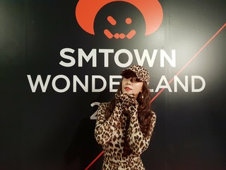 【t公式sm】SMTOWNWONDERLAND BoA 公開。