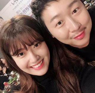 女優ナム・ジヒョン、ドラマ「100日の朗君様」打ち上げのようすを公開。