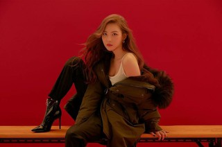 【g公式cos】Wonder Girls 出身ソンミと俳優ヤン・セジョン の輝く画報を公開。COSMOPOLITAN。