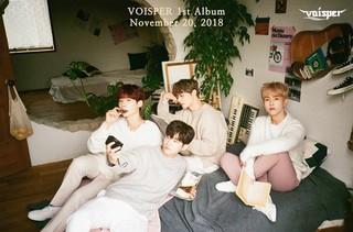VOISPER、20日にカムバック。1stアルバムを発売予定。