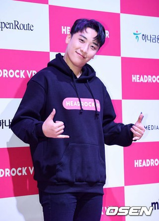 BIGBANG V.I、「HEAD ROCK VR」代表取締役就任式およびプレゼンテーションイベントに出席。画像の追加分。