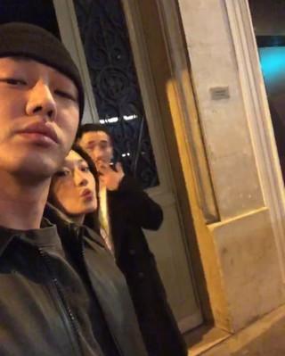 【G公式】俳優ユ・アイン、近況を公開。。