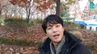 【w公式】 俳優ヨン・ウジン、動画「秋」公開。